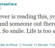Michael Cera's quote #1