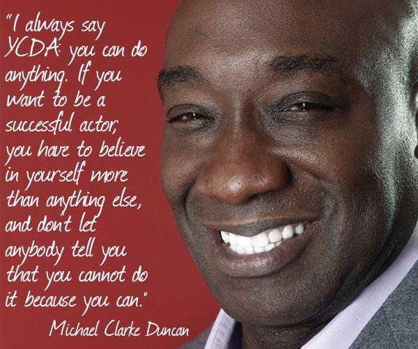 Michael Clarke Duncan's quote #7
