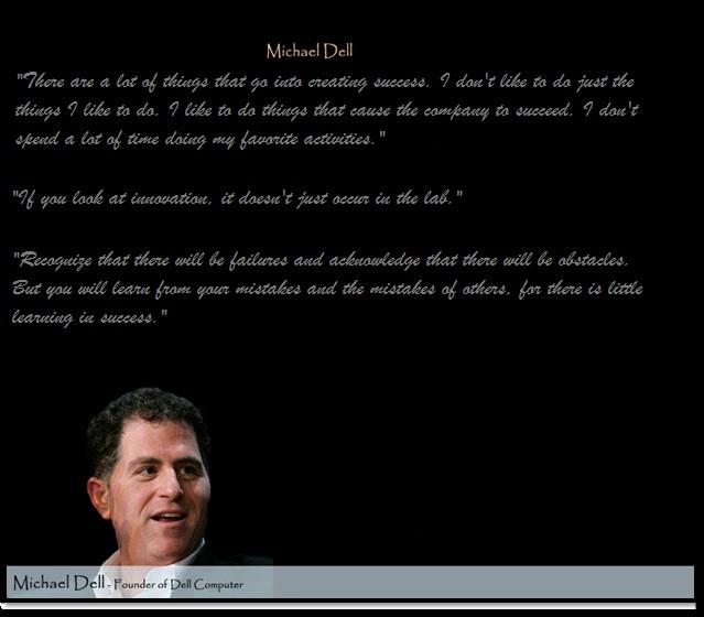 Michael Dell's quote #3