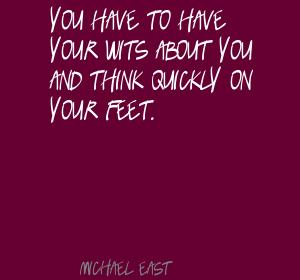 Michael East's quote #6
