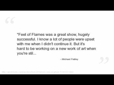 Michael Flatley's quote #4