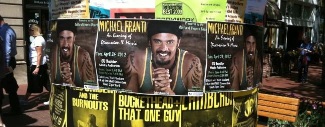 Michael Franti's quote #7