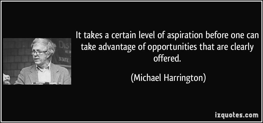 Michael Harrington's quote #3