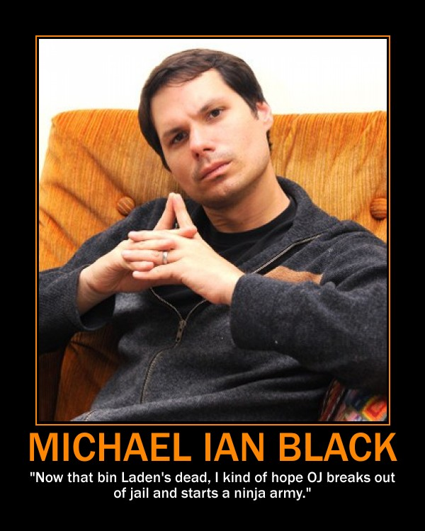 Michael Ian Black's quote #3