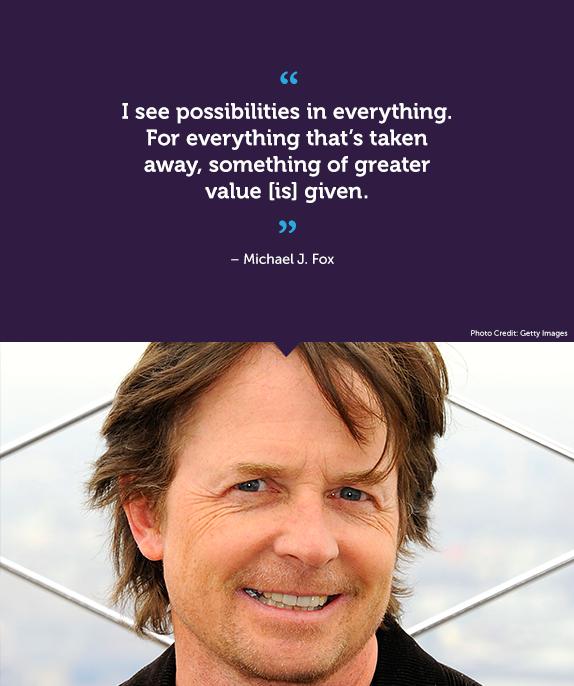 Michael J. Fox's quote #2