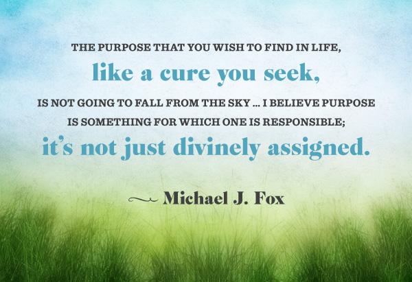 Michael J. Fox's quote #4