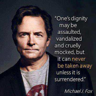 Michael J. Fox's quote #6