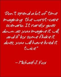 Michael J. Fox's quote #7