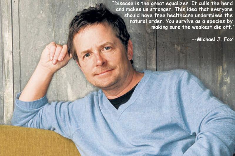 Michael J. Fox's quote #8