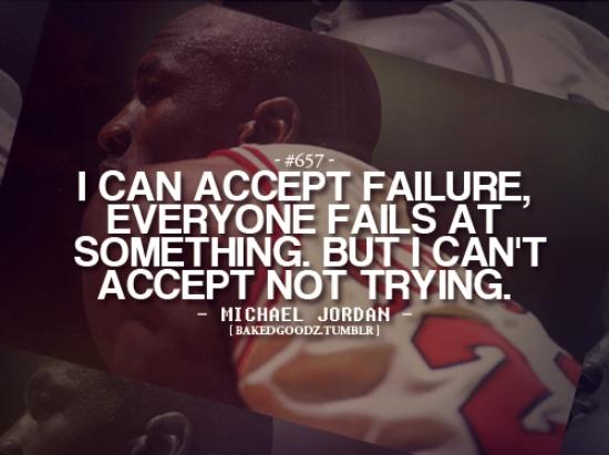 Michael Jordan quote #2