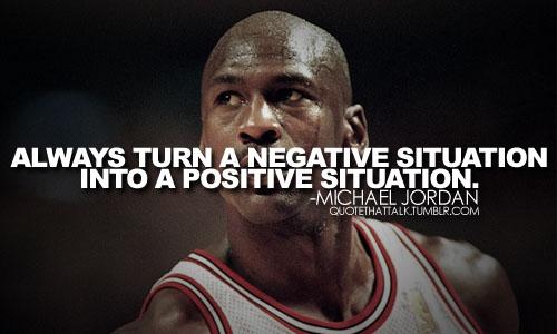 Michael Jordan quote #1