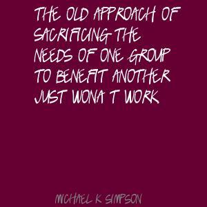 Michael K. Simpson's quote #5