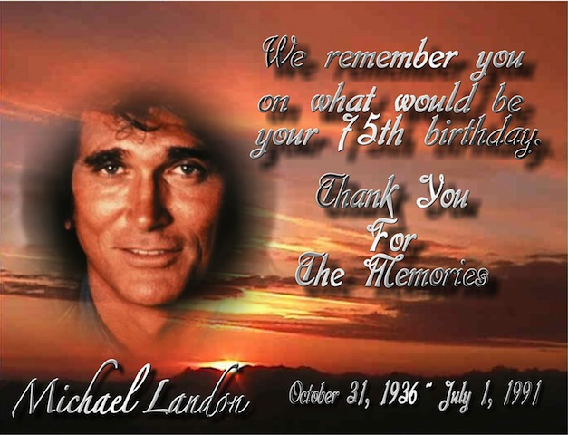 Michael Landon's quote #3