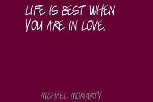 Michael Moriarty's quote #4