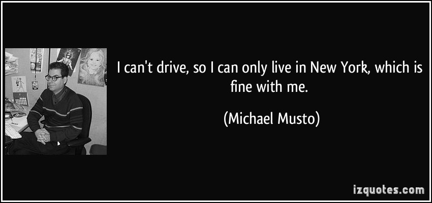 Michael Musto's quote #1