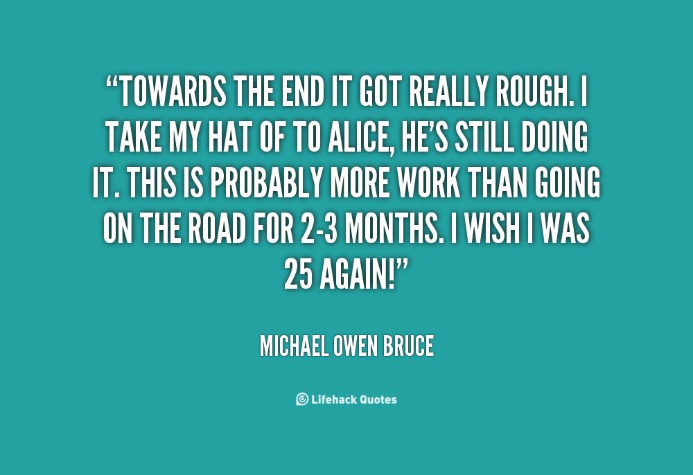 Michael Owen Bruce's quote #2