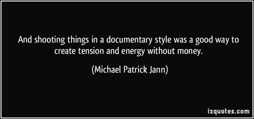 Michael Patrick Jann's quote #2