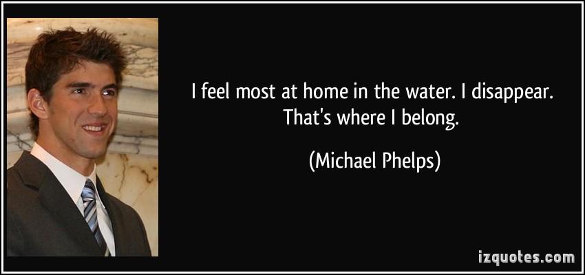 Michael Phelps's quote #5