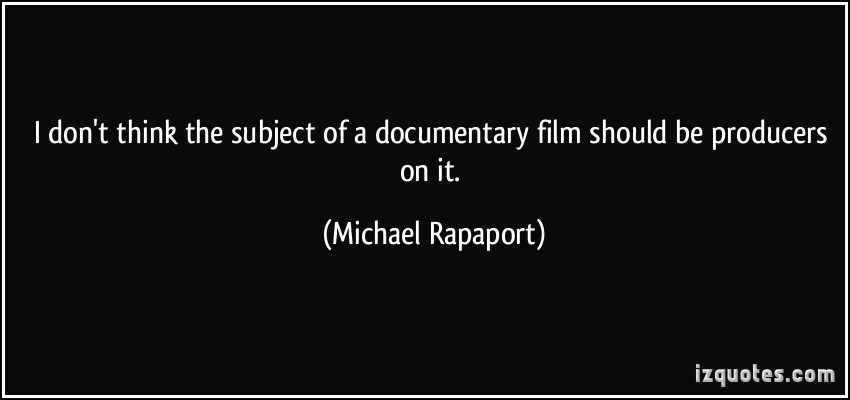 Michael Rapaport's quote #5