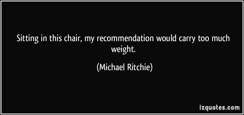 Michael Ritchie's quote #1