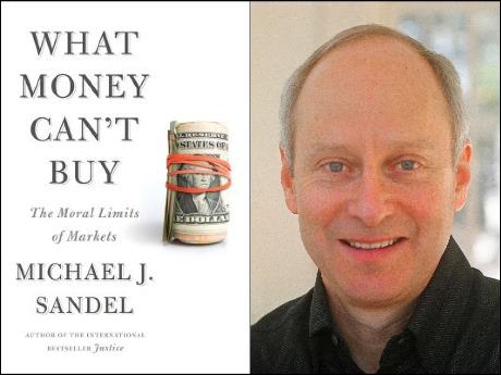 Michael Sandel's quote