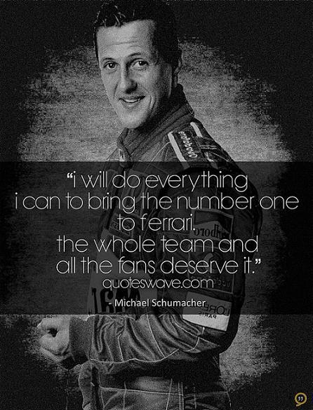 Michael Schumacher's quote #1
