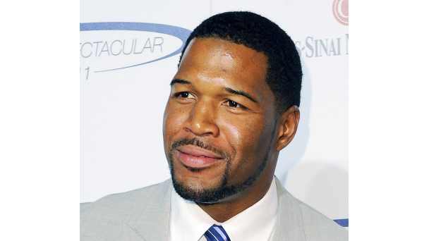 Michael Strahan's quote #1