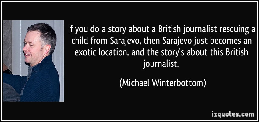 Michael Winterbottom's quote #2