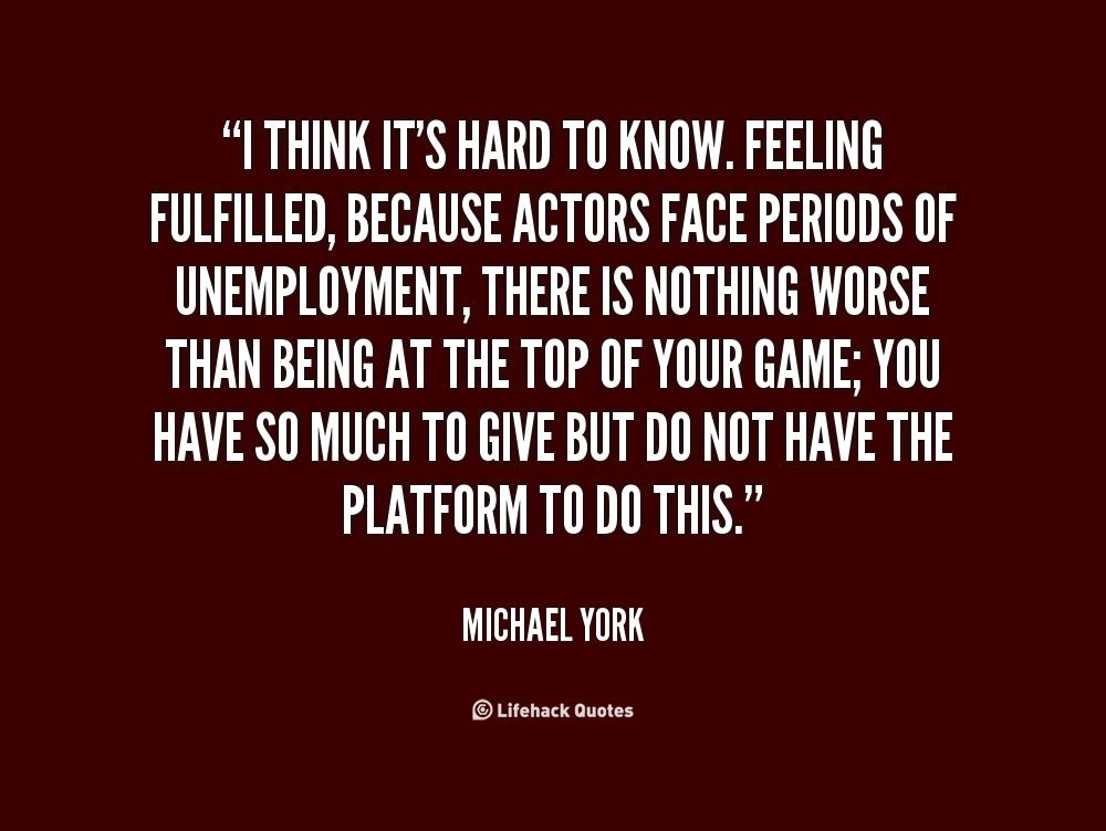 Michael York's quote #4