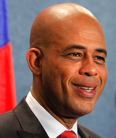 Michel Martelly's quote #3