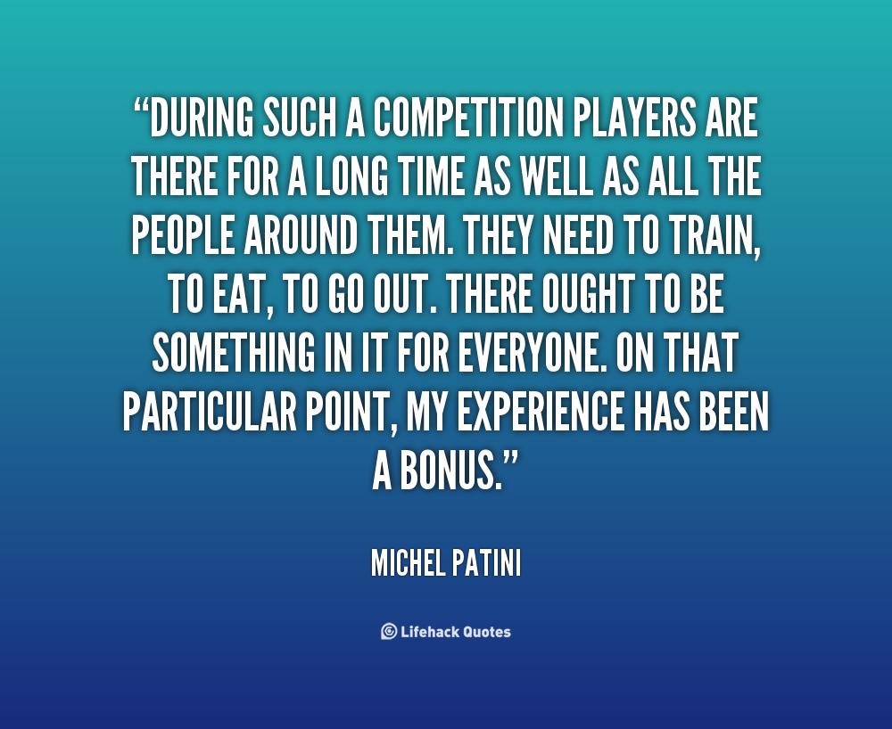 Michel Patini's quote #3