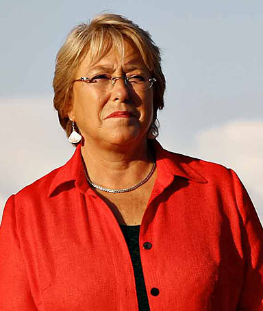 Michelle Bachelet's quote #7