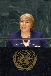 Michelle Bachelet's quote #3