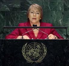 Michelle Bachelet's quote #2