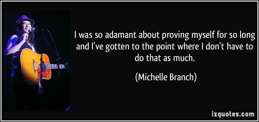 Michelle Branch's quote #2