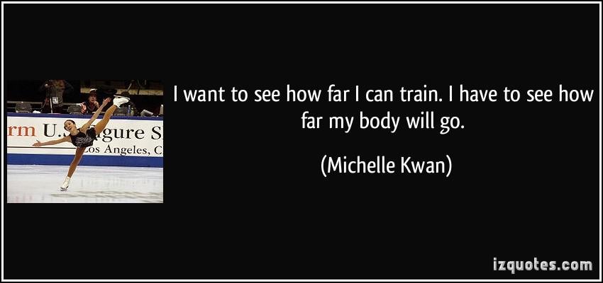 Michelle Kwan's quote #2