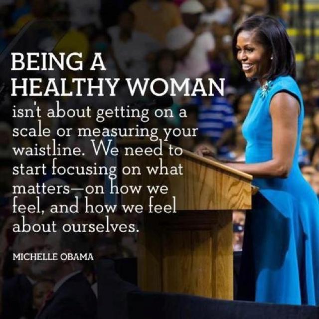 Michelle Obama quote #1