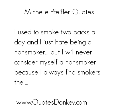 Michelle Pfeiffer's quote #3