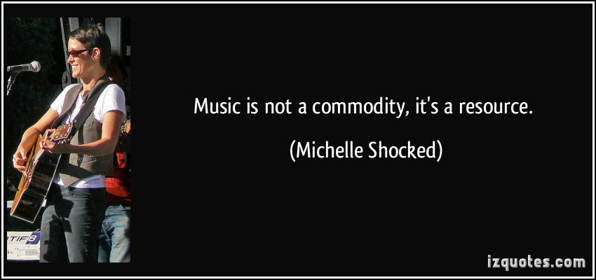 Michelle Shocked's quote #6