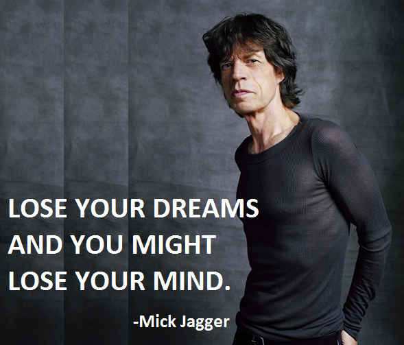 Mick Jagger quote #1