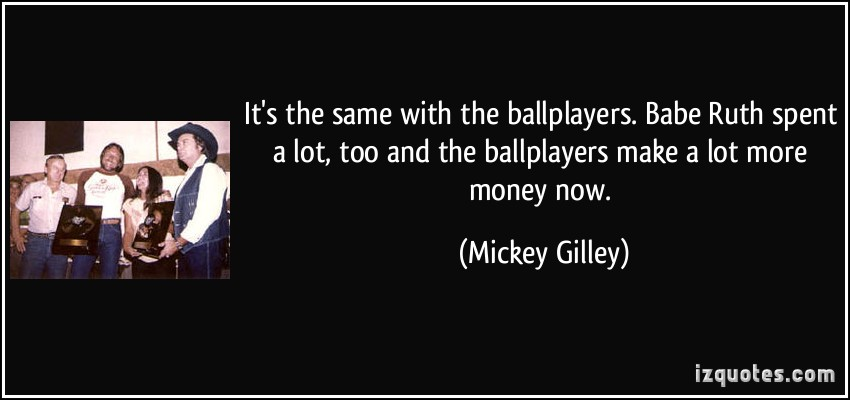 Mickey Gilley's quote #6