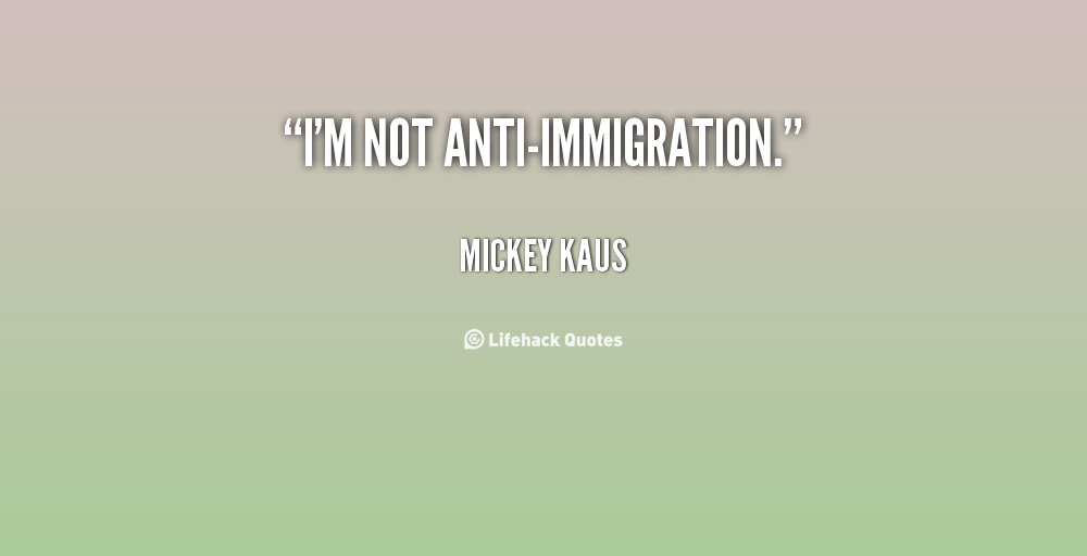 Mickey Kaus's quote #2