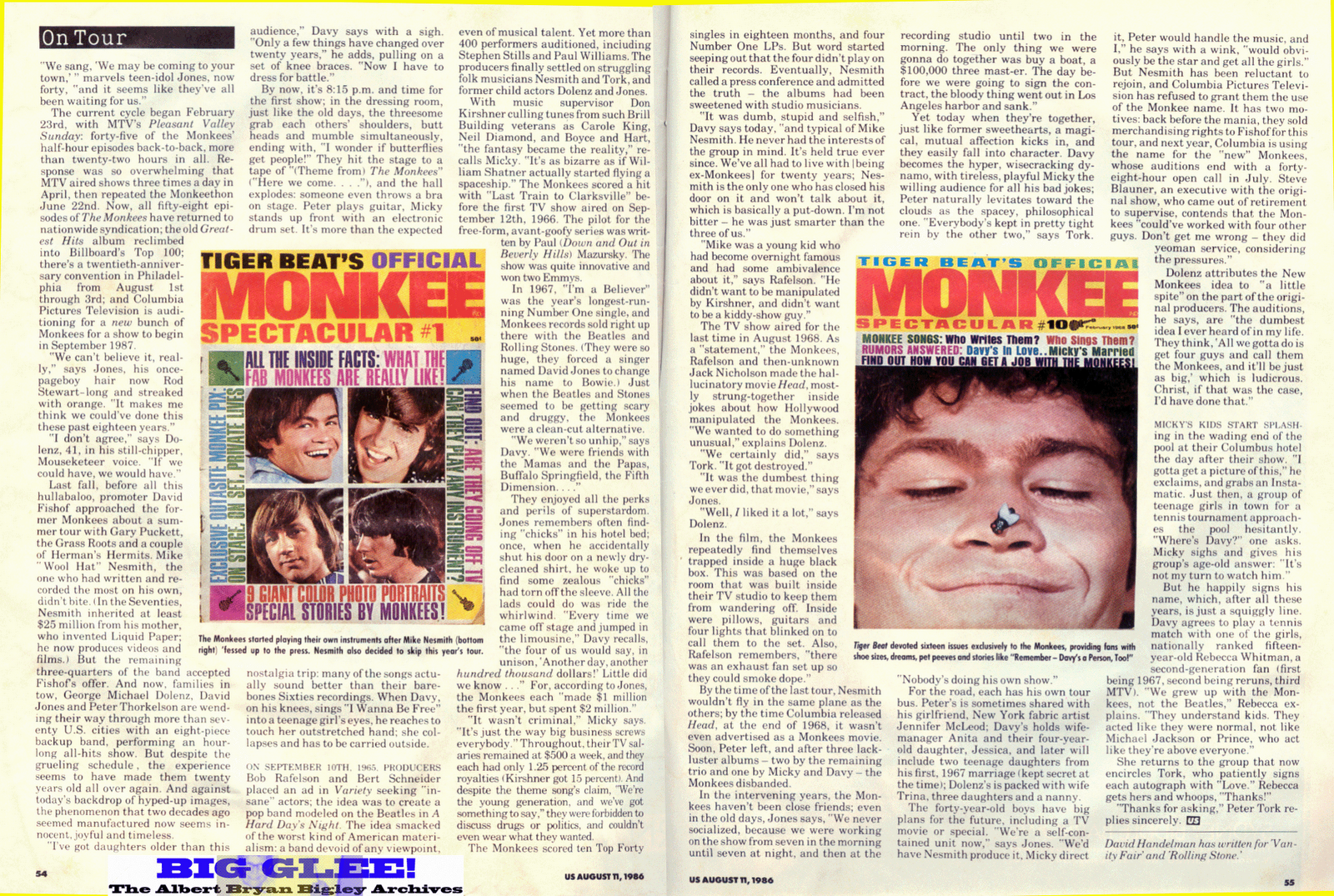 Micky Dolenz's quote #3