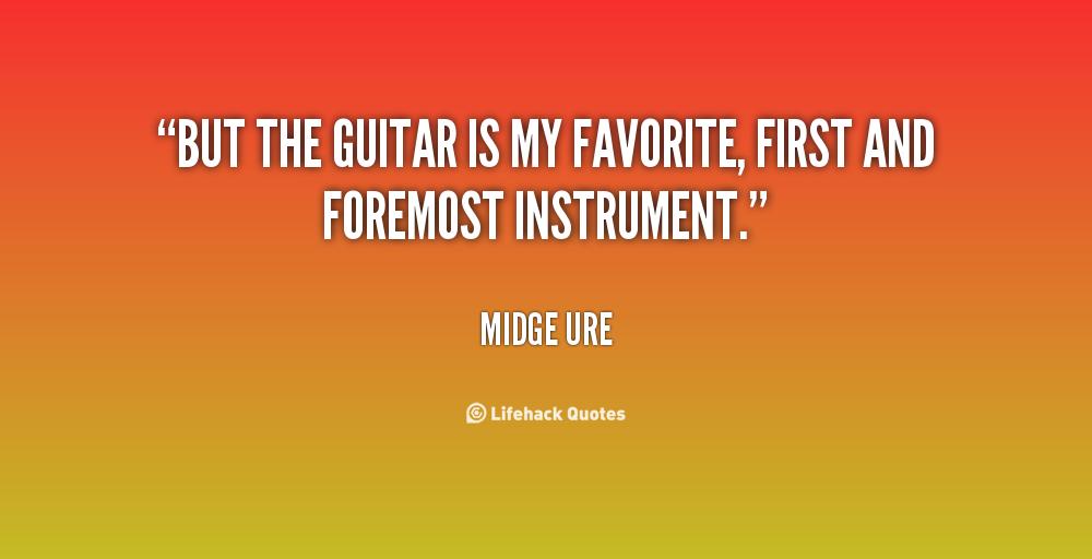 Midge Ure's quote #3