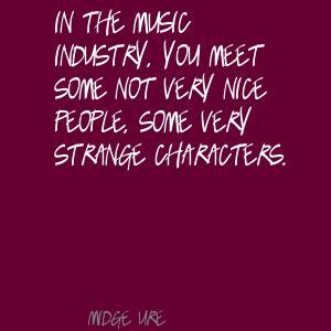 Midge Ure's quote #1