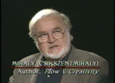 Mihaly Csikszentmihalyi's quote #1