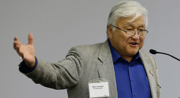 Mike Honda's quote #2