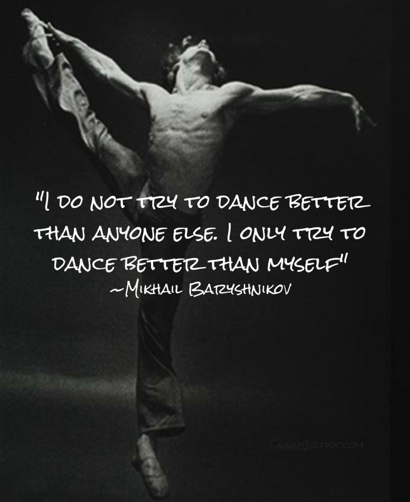 Mikhail Baryshnikov's quote #4