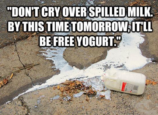 Milk quote #8
