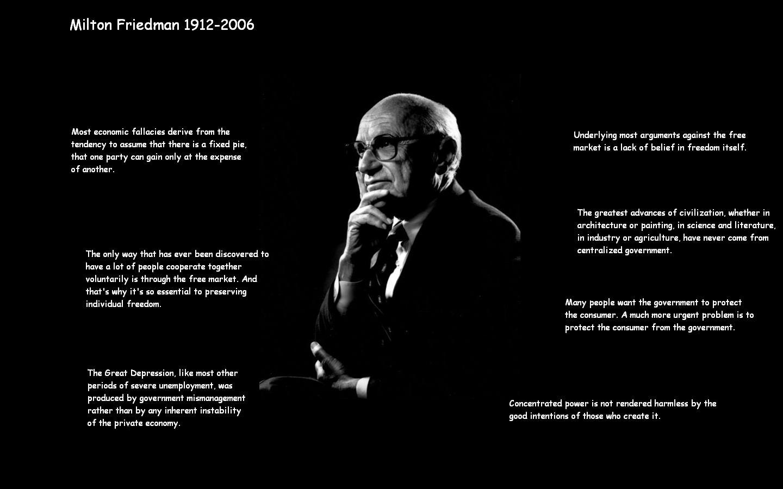 Milton Friedman's quote #5